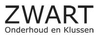 Zwart Onderhoud en Renovatie logo