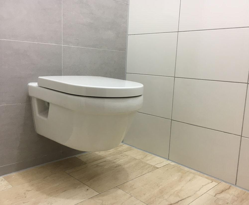toilet verbouwen menaam