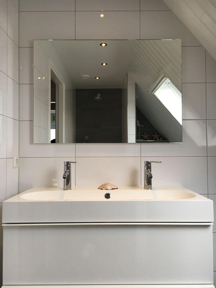 badkamer renovatie in Menaam en Dronryp