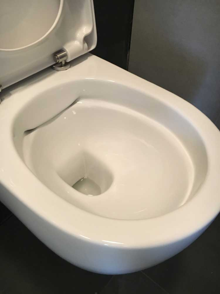 Toiletrenovatie